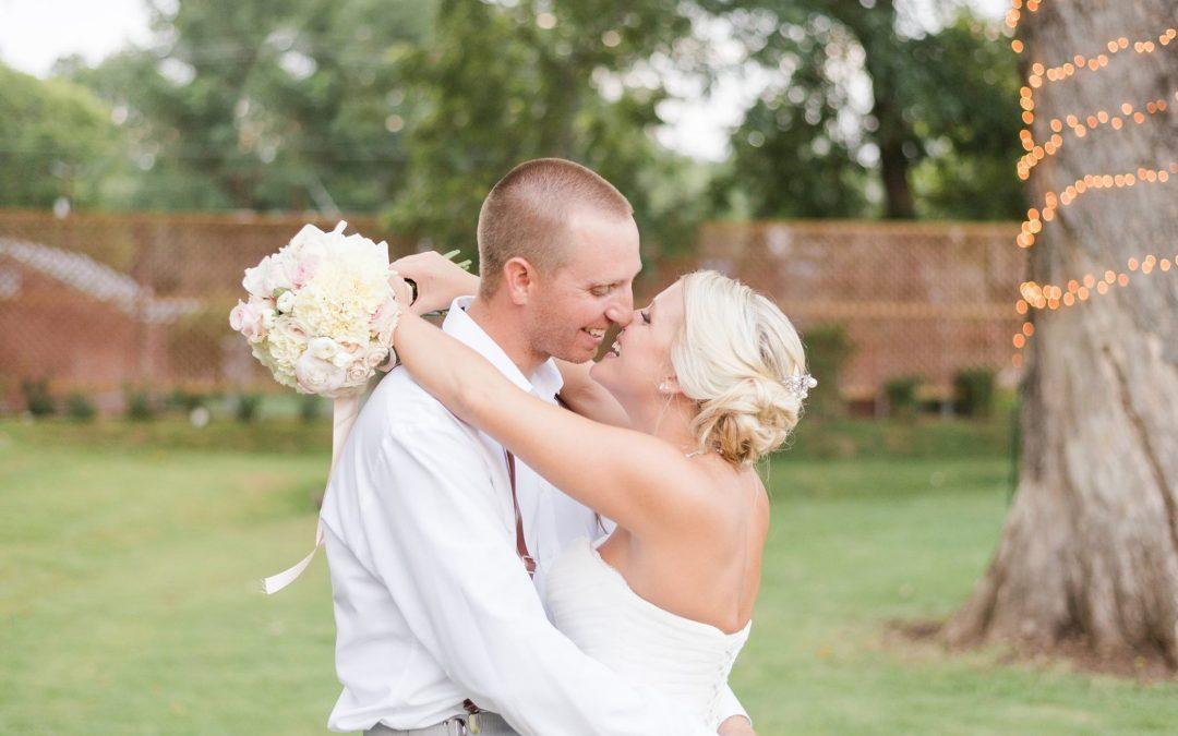 Kayla & Matt's Summer Wedding