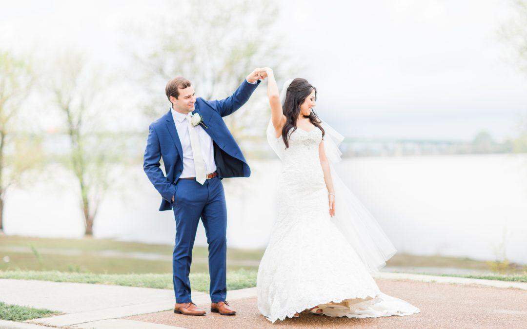 Megan & Stephen's Memphis, TN Wedding