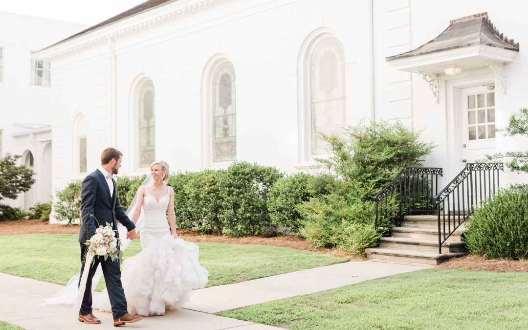 Kaylyn & Tyler's Downtown Wedding