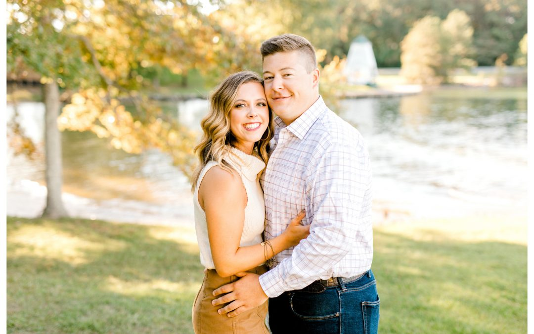 Carly & Preston's Engagement Session