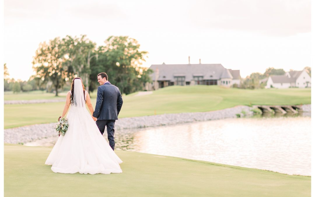 Kylee & Connor's Country Club Wedding