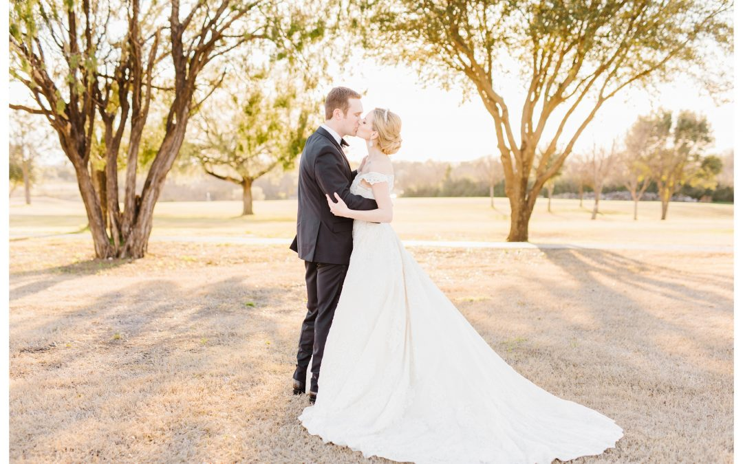 Miriam & Garrett's TCU Chapel Wedding